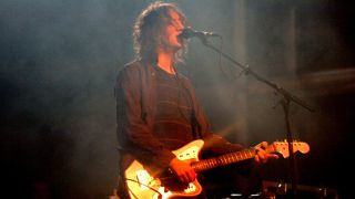 Kevin Shields of My Bloody Valentine
