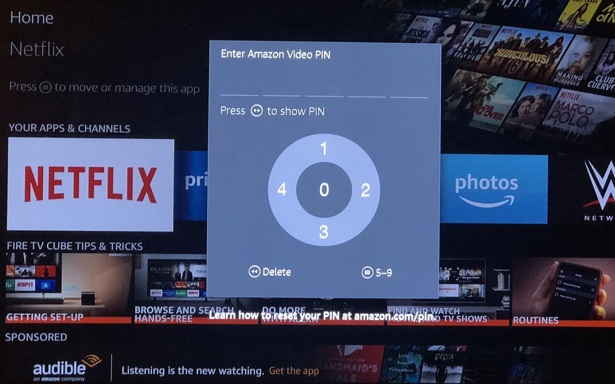 How to Use Parental Controls with Fire TV Cube - How to Set Up and