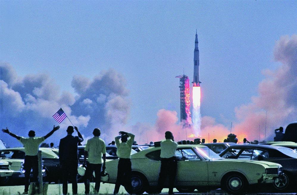 New Apollo 11 Book Shows Incredible, Forgotten Photos of the