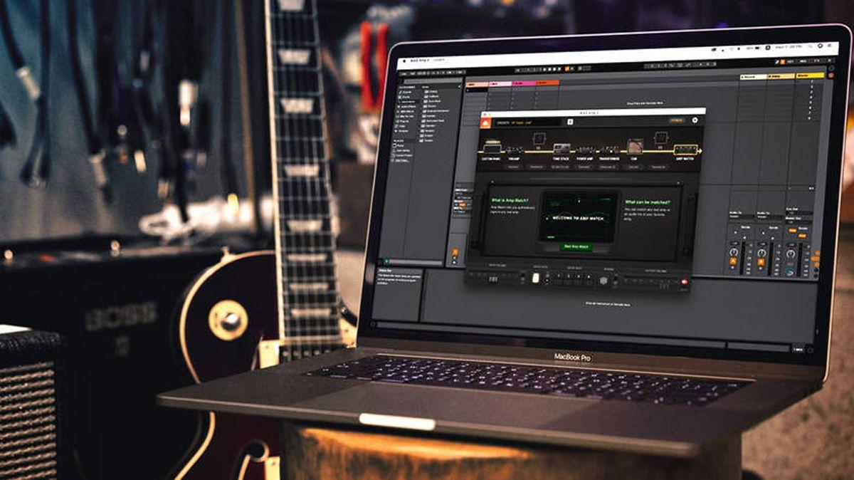 positive grid bias amp 2 review musicradar. Black Bedroom Furniture Sets. Home Design Ideas