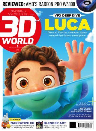 3D World 277