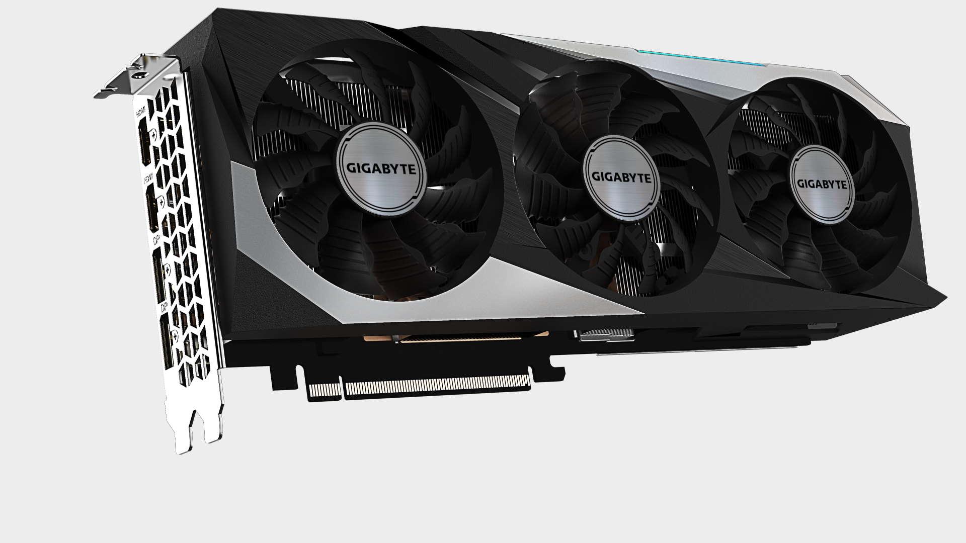Gigabyte Radeon RX 6800 XT Gaming OC Review