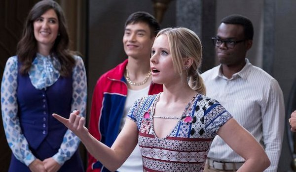 The gang The Good Place NBC