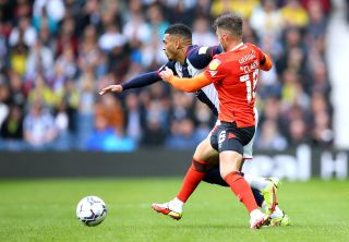 West Bromwich Albion v Luton Town – Sky Bet Championship – The Hawthorns