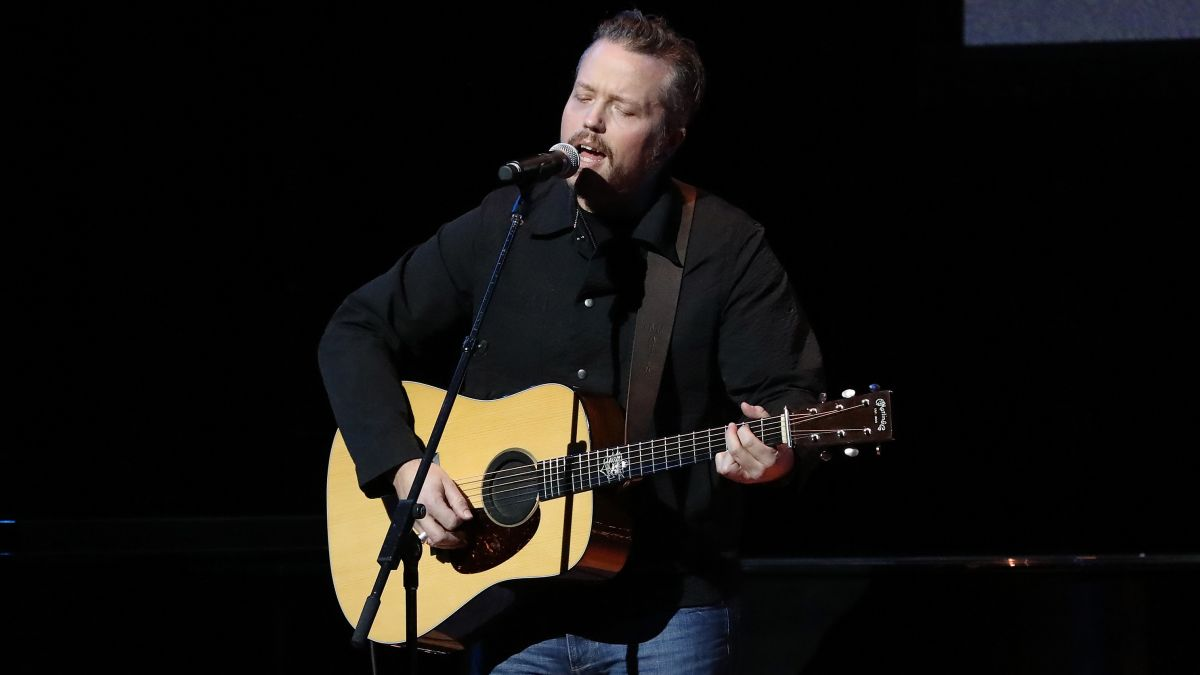 Jason Isbell releases his demo of Maybe It's Time from the film A Star Is Born