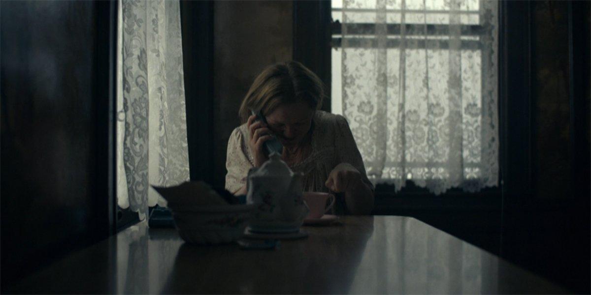 Joan Allen as Amanda Debusher in Lisey's Story