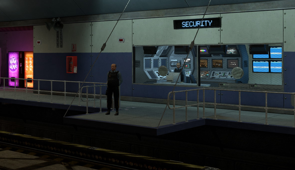 Black Mesa: Blue Shift aims to fully remake Barney's solo adventures