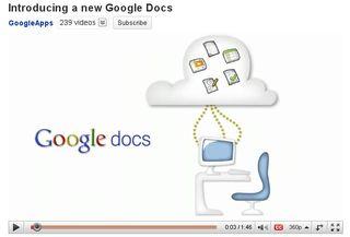 Major Updates to Google Docs