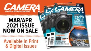 From the old to the brand-spanking new – here's a sneak peek inside the latest issue of Australia's most popular photography magazine