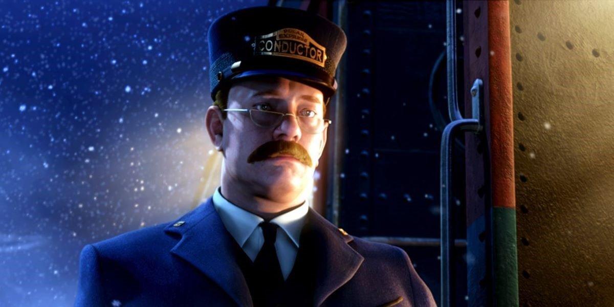 Tom Hanks in The Polar Express