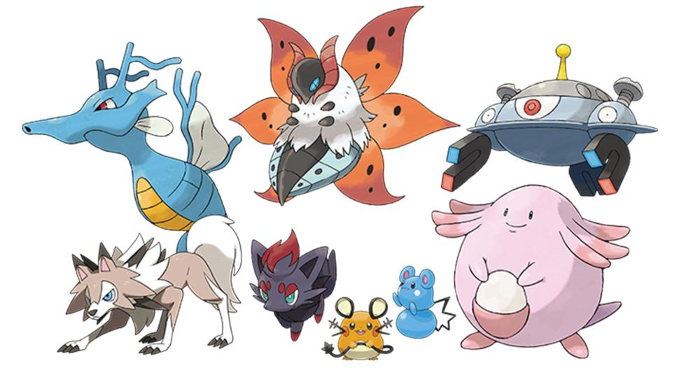 You can vote for Pokémon of the Year on Google.com right now