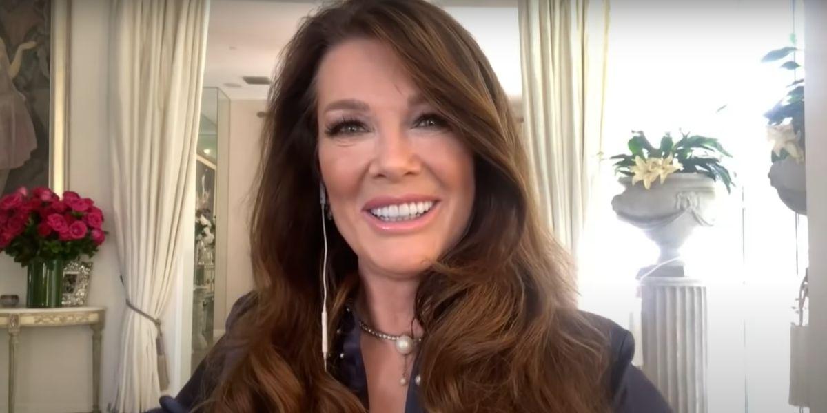 Lisa Vanderpump talking about Real Housewives Beverly Hills