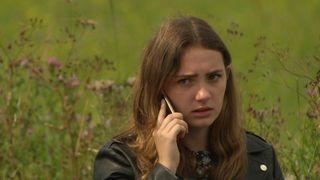 Drama erupts as Gabby Thomas tries to elope with Jamie.