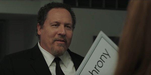 Jon Favreau as Happy Hogan