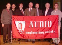 Audio Engineering Society Celebrates 60th Anniversary