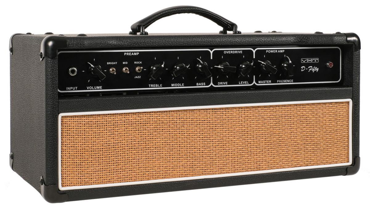 VHT's D-50H captures hand-wired, Dumble-style tones in a surprisingly affordable package