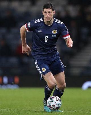Scotland – v – Kazakhstan European Championshio 2020 Qualifying Round – Hampden Park – Glasgow