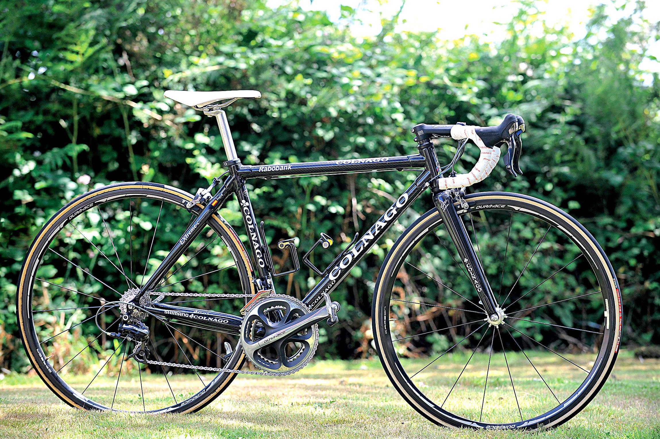 Oscar Frieres Colnago Extreme C bike