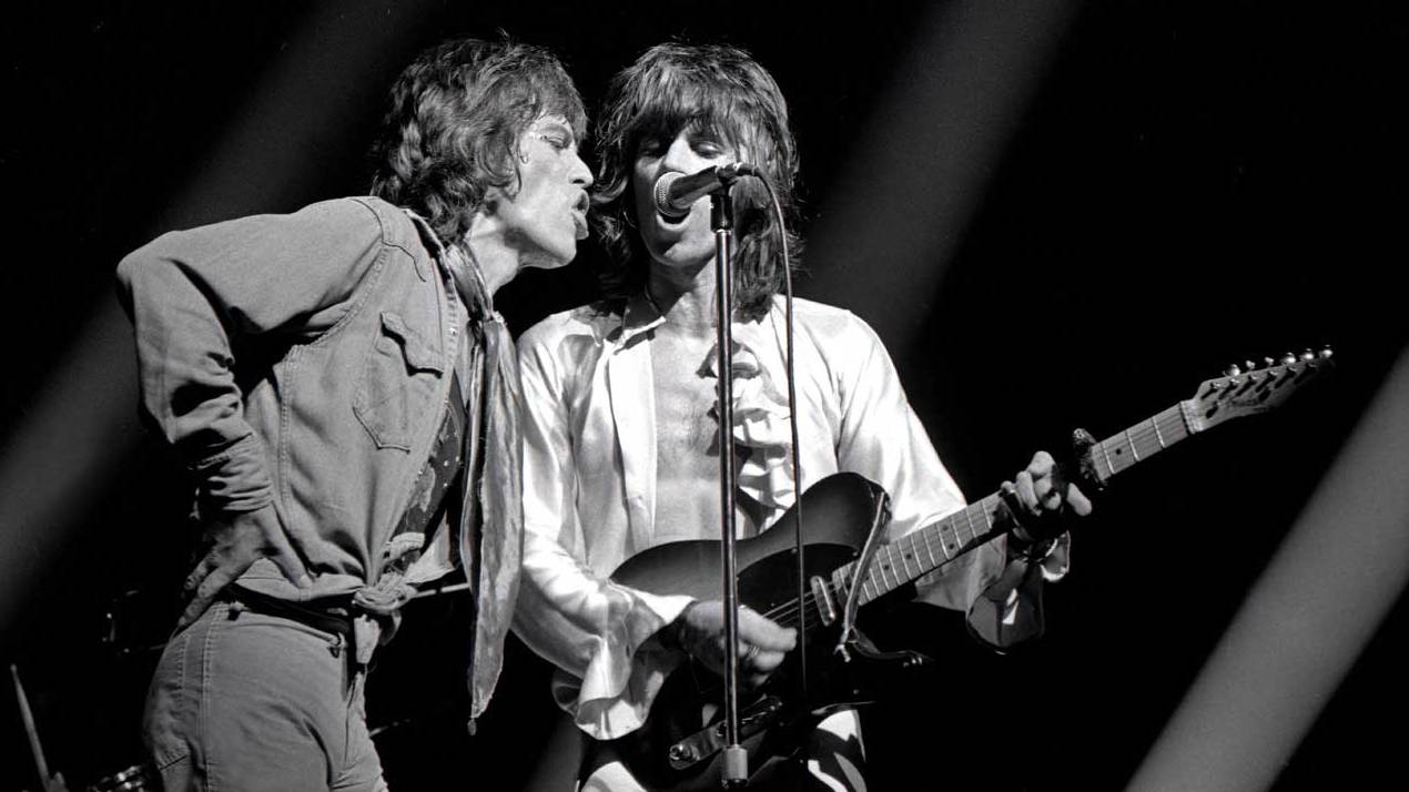 Interview: Keith Richards and Charlie Watts on The Rolling