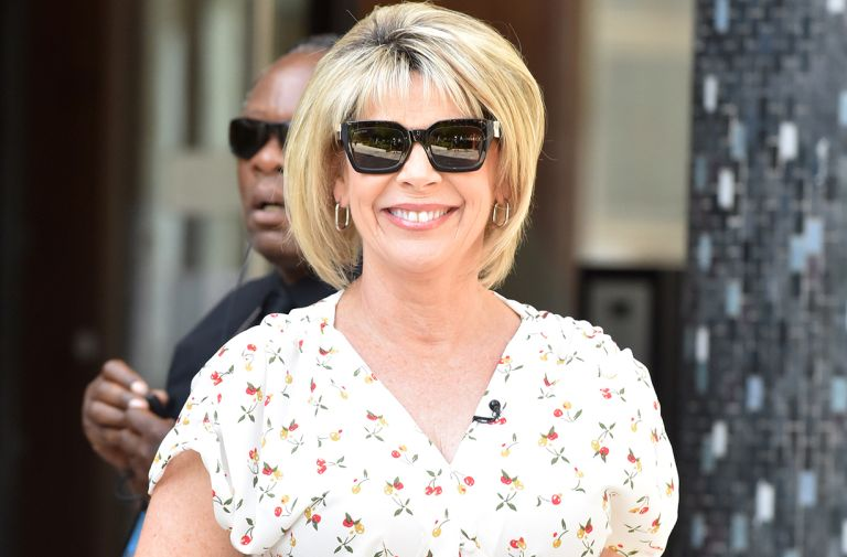 ruth langsford wears affordable primark dress