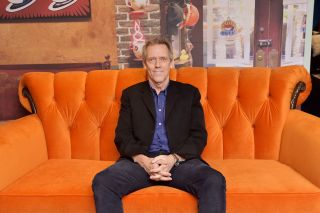 Hugh Laurie takes charge of 'Why Didn't They Ask Evans?' and also stars in the Agatha Christie adaptation.