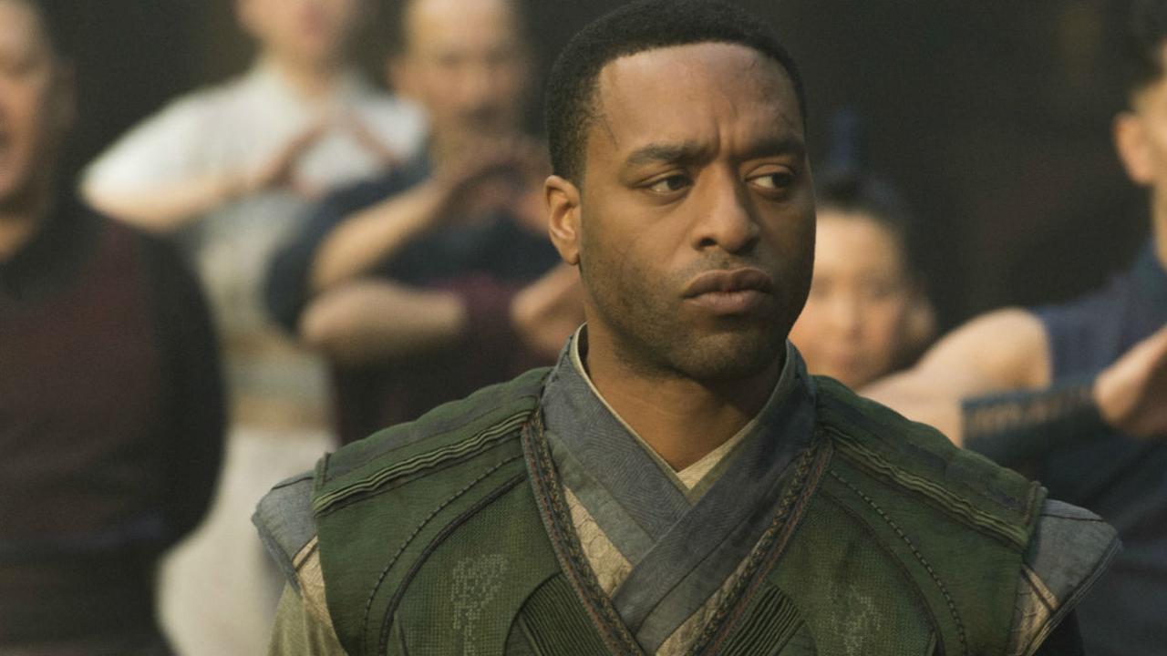 Chiwetel Ejiofor as Baron Mordo in Marvel's Doctor Strange