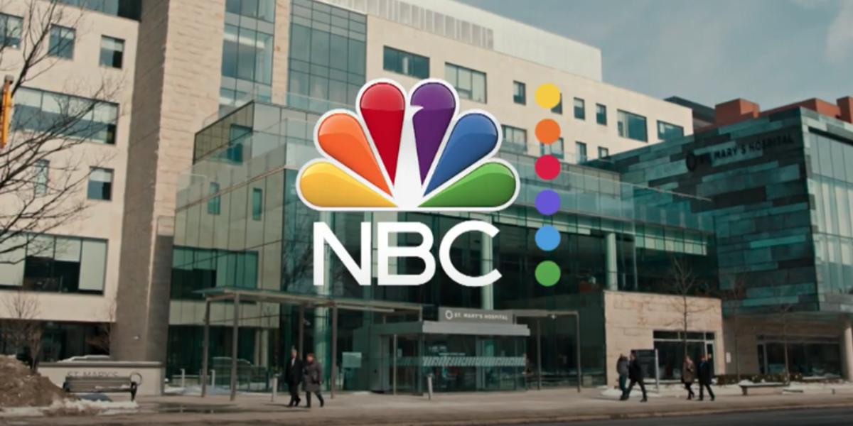 nurses promo screenshot nbc logo
