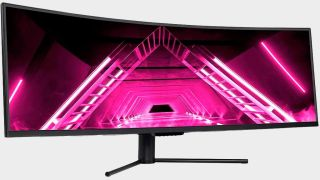 Monoprice is selling a 49-inch 5120x1440 FreeSync gaming monitor for $800