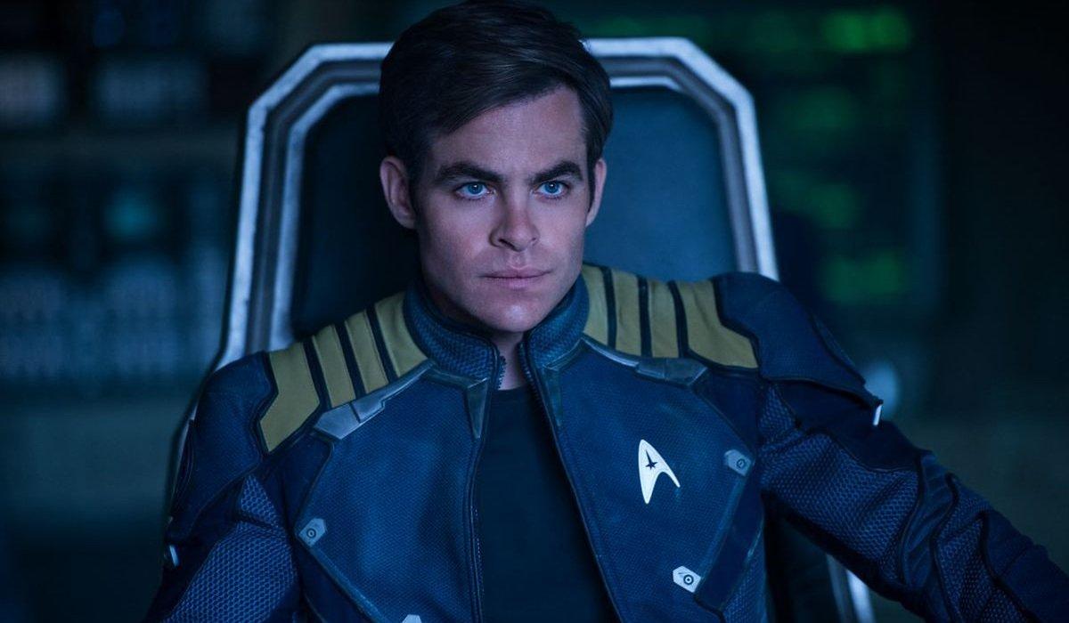 Chris Pine Star Trek: Beyond