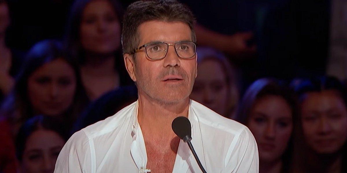 Simon Cowell America's Got Talent NBC