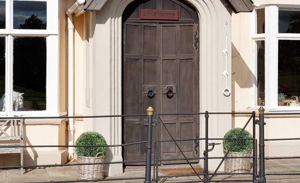 How To Restore Your Front Door