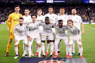 Real Madrid File Photo