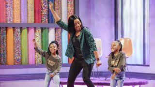 The classic variety series KIDS SAY THE DARNDEST THINGS from CBS Studios and Anvil 1893 Entertainment, hosted by Emmy® and Grammy® Award-winning actress and comedian Tiffany Haddish