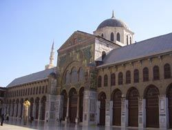 Ancient Syrian Mosque Has Modern Sound