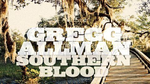 Cover art for Gregg Allman - Southern Blood album