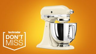 Save £220 on this KitchenAid stand mixer, as used on The ...