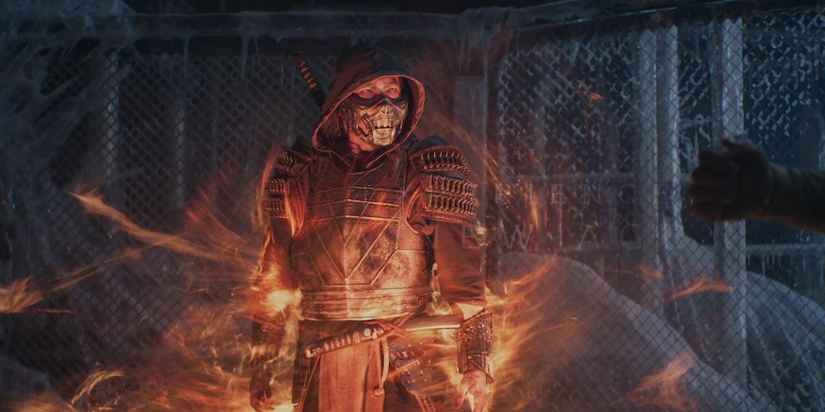 Посмотрите, как актеры Mortal Kombat реагируют на первый трейлер о насилии