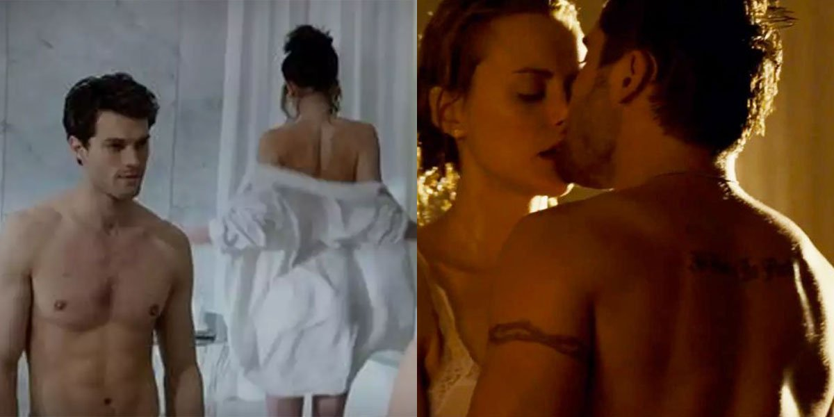 Of Course, Jamie Dornan And Zac Efron Are On A List Of Most NSFW Sex Scenes