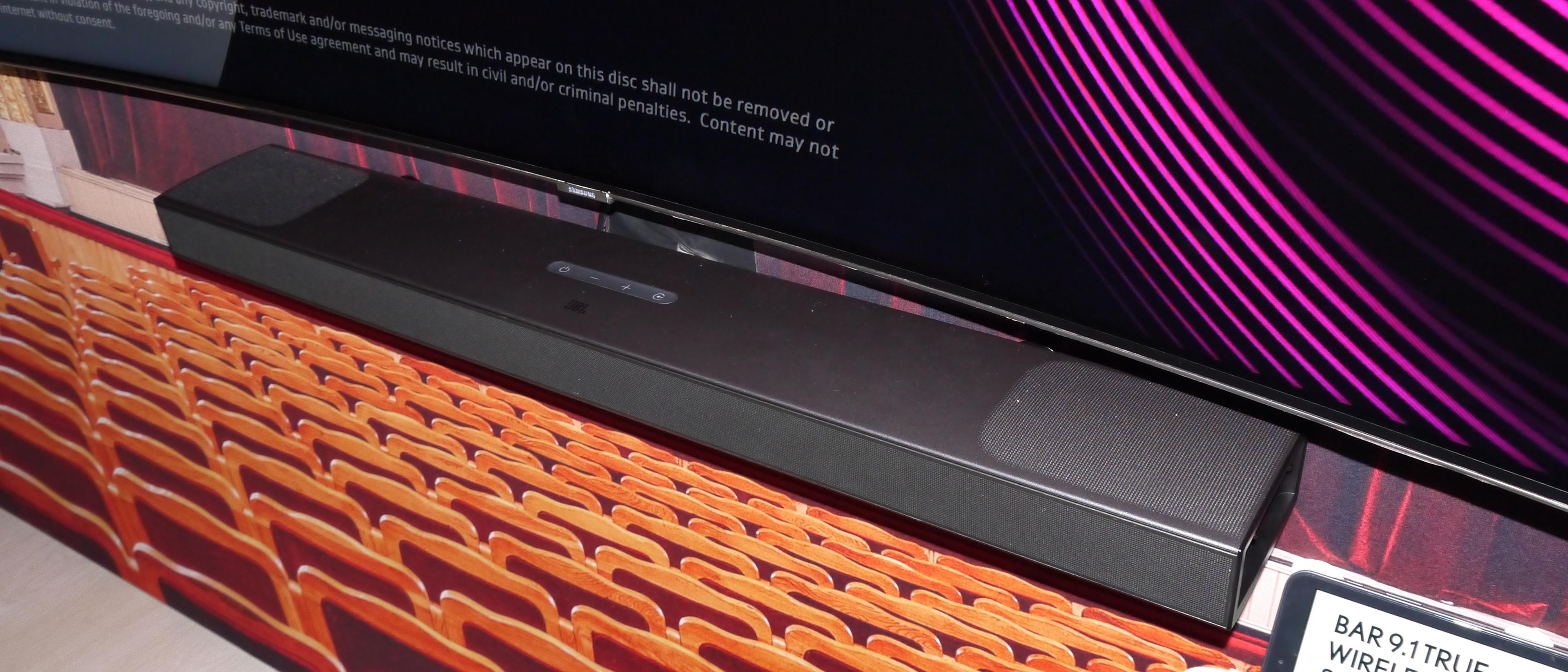 Hands on: JBL Bar 9.1 review | TechRadar