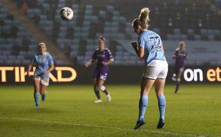 Manchester City v Fiorentina – Women's UEFA Champions League – Round of 16 – First Leg – Academy Stadium