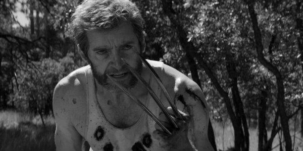 Wolverine Logan Noir Hugh Jackmane