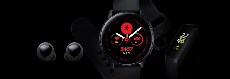 Samsung Galaxy Watch Active unveiled on official Samsung App