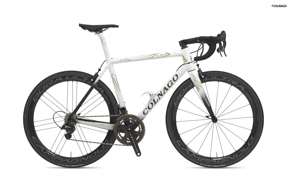 All New Handmade Colnago C64 Launched Cycling Weekly