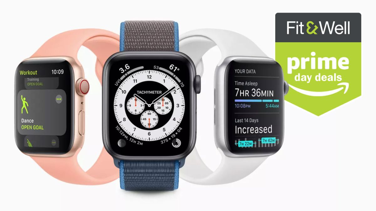 BIG Apple Watch discounts this Amazon Prime Day - save over $70!