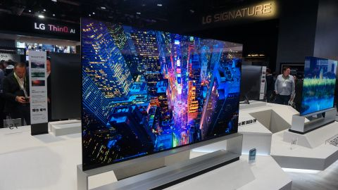 Hands on: LG 8K OLED (OLED88Z9) review | TechRadar