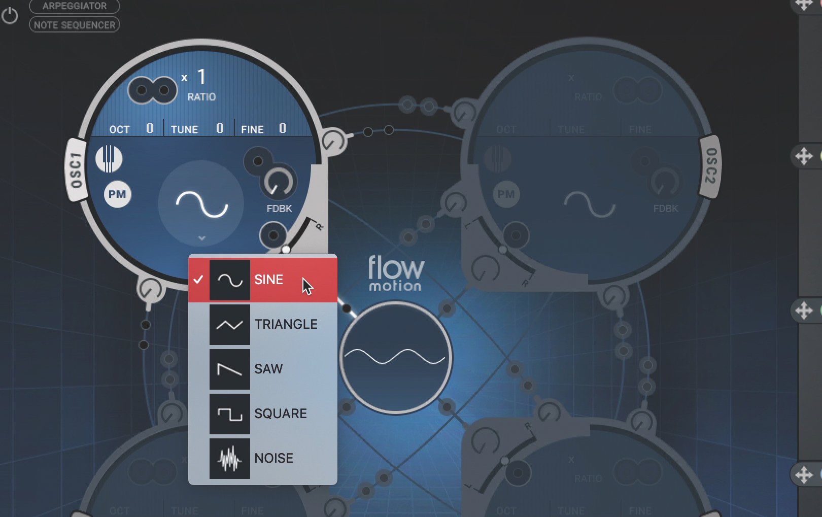 Explore easy FM and Snapshots in Waves' Flow Motion synth | MusicRadar