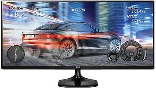 LG 25UM58 monitor deal Amazon Prime Day 2018