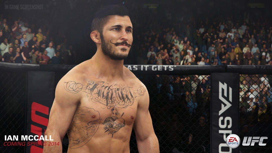 EA Sports UFC Screenshots Keep The Hype Going For PS4, Xbox One #31521