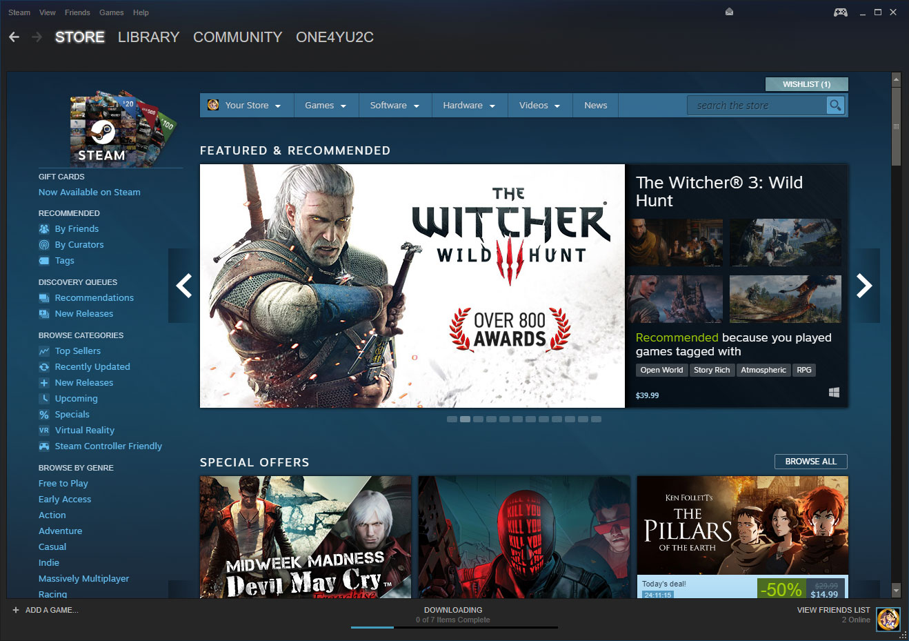 For over a decade a bug in Steam meant someone could take