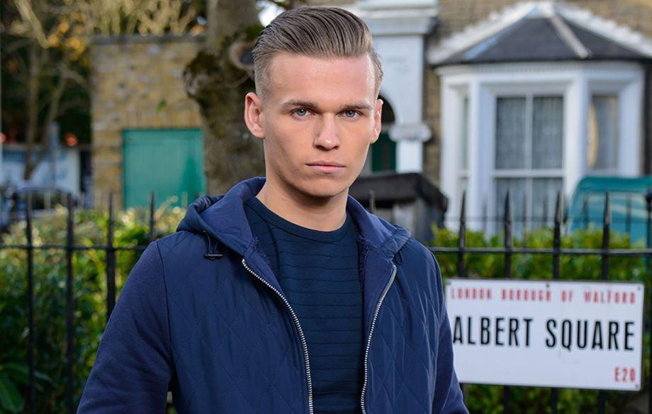 Hunter Owen in EastEnders